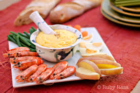 Aioli in authentic Catalan style